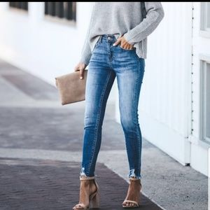 f46852c333763d Piper jegging black. M_5acc46c69cc7ef53166e5b80. Other Jeans you may like.  Quentin Frayed Ankle Jeans